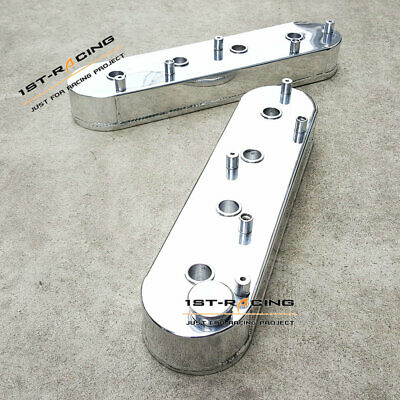 2PCS Aluminum Valve Covers FOR Chevy LS1,LS2,LS3, LS6, LS7 and L92 engines New