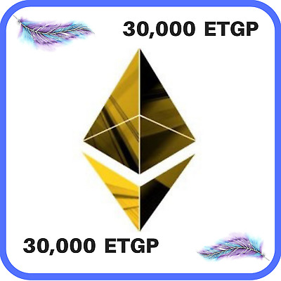 30,000 Ethereum-Gold Project (ETGP) MINING-CONTRACT ( ETGP ), Crypto Currency