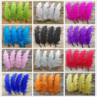 Wholesale 10/50/100pcs Natural Pheasant Feathers 15-20cm/6-8inches decoration