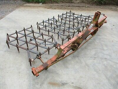 Parmiter Drag Harrows - 10FT / Drag Harrows / Cultivator / Harrows / Harrow