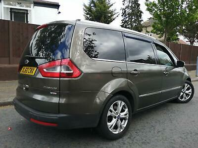 Ford Galaxy 2.0 Tdci Titanium  07983029330 7 Seater 6 Speed Manual Facelift  Pco