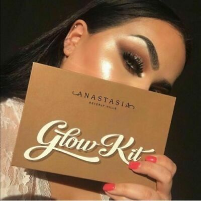 Anastasia Beverly Hills Glow Kit - Ultimate Glow Highlighter Palette UK SELLER