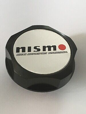 Nismo Oil Cap Black Engine Oil Car