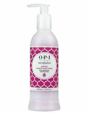 OPI Avojuice Skin Quenchers Hand & Body Lotion 250ML