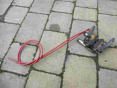 Go kart braking system - cable operated system / Go kart