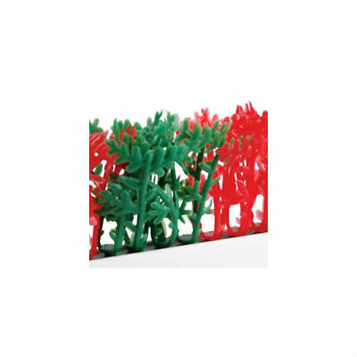 Red / Green Cypress Garnish Divider By Dalebrook - (12 Pack)