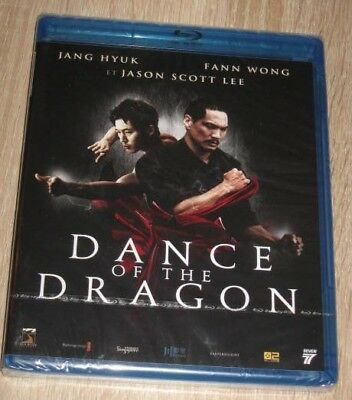 "New Film 2 CD (Blu-ray Disc + DVD) ""DANCE OF THE DRAGON"" [NEUF SOUS CELLO!!]"