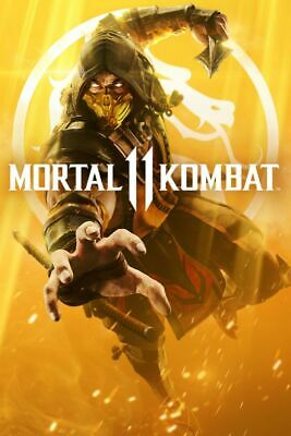 Mortal Kombat 11 Pc 2019 - Gioco Originale Multilanguage - MK11 19