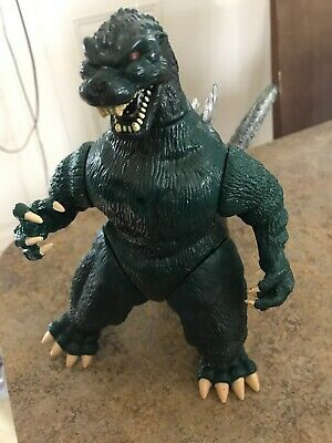"Vintage 1994 Trendmasters Godzilla (King Of The Monsters) 9"" Action Figure"