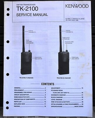 SERVICE MANUAL FOR Kenwood KAC-PS501F/X501F Power Amplifier ... on