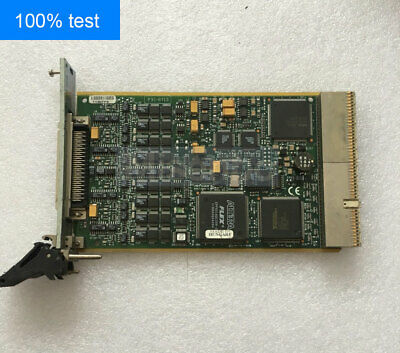 100% TEST National Instruments NI PXI-6713 Analog Output Module