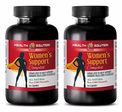 EXTREME FAT BURNER - Women's Support Complex 1256mg - Organic