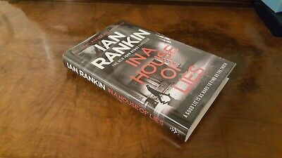 IN A HOUSE OF LIES Signed By Ian Rankin 1st Edition