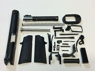 1911 DOUBLE ACTION RARE PARA LDA Parts Kit 9mm 10mm  40  38 super