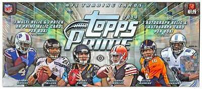 2014 Topps Prime Football Complete Your Set Pick 25 Cards From List