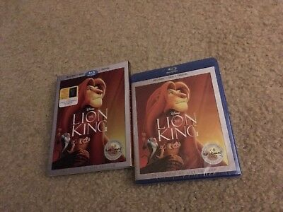 The Lion King Circle Of Life Edition Bluray Brand New Sealed Disney Dvd