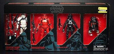 Star Wars The Black Series Imperial Forces Exclusive Set