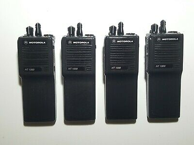 Motorola HT1000 DN VHF MURS 136-178MHz 16CH 5W Narrow Band w/FREE PROGRAM XTS