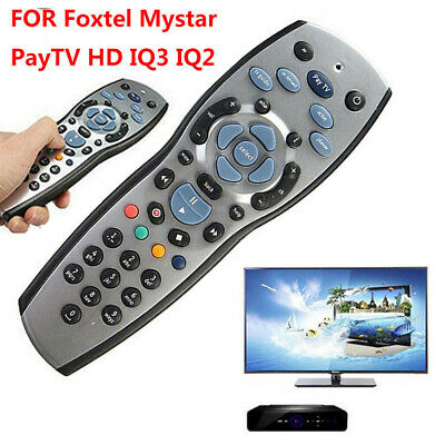 New Aussie Replacement Remote Control For Foxtel Mystar PayTV HD IQ3 IQ2
