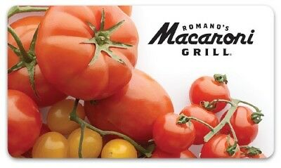 Macaroni Grill Gift Card $100 Balance - Email Delivery
