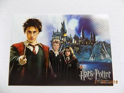 Harry Potter and the Prisoner of Azkaban full set of 72 cards + F1 to F17