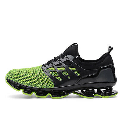 size 40 01363 ae633 Big Size 39-48 Men Springblade Casual Walking Shoes Fashion Athletic  Sneakers