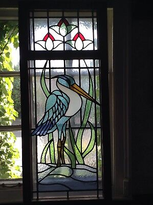 Beautiful Large Stained Glass Window