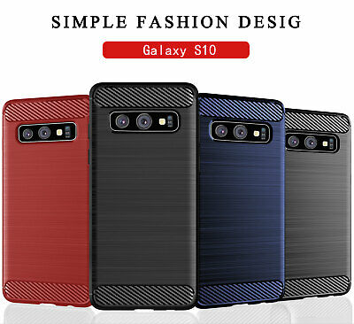 For Samsung Galaxy S10 / S10 plus / S10e Phone Case Shockproof Cover HeavyDuty