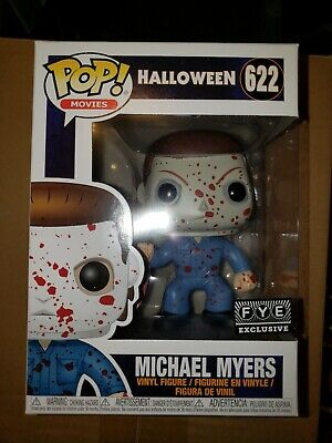 Funko Pop michael Myers Halloween FYE exclusive