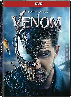 Venom 2018 DVD. Sealed with free delivery.