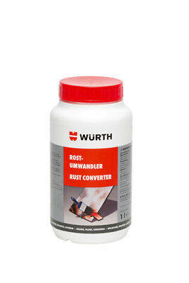 Würth ROST-UMWANDLER 1000ml 1L NEU Top Qualitat