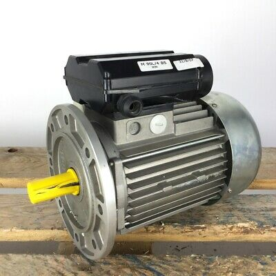 Bonora HB90LD/4 motor 1,5kW 1500rpm 230V 9,2A 50Hz IP54 New NMP