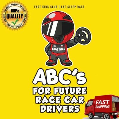 Alphabet Book ABC's & Encourage Learning With Car Parts Perfect Book For Anyone
