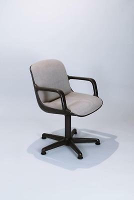 Swivel Office Chair by Charles Pollock for Comforto, 1980s