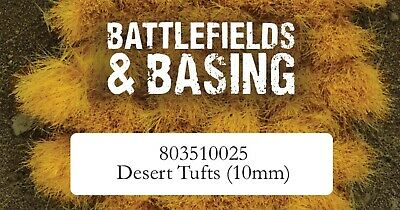 Desert 10mm Tufts Warlord Games Brand New WGS-803510025