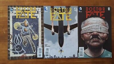 Doctor Fate #1-15 Blood of Pharaohs DC High Grade Comic Book RM12-119