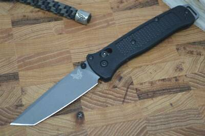 Benchmade 537GY Bailout - CPM-3V Tanto Blade - Manual Folder