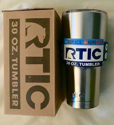 283573ccae1 RTIC-30oz- Stainless Steel Double Walled Vacuum Insulated Tumbler (5 in  stock)