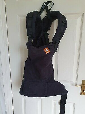 * REDUCED * Black Urbanista Tula Baby Carrier