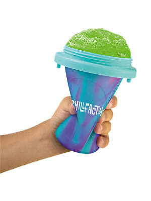 NEW Chillfactor Chill Factor Slushy Maker Purple Summer Kids Adults Fun Drinks