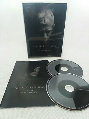 The Seventh Seal (DVD Disc, 2009, Criterion Collection)