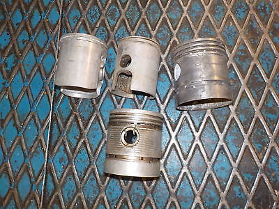 Lot Pistons Moto Ancienne Occasion