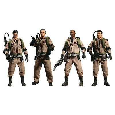 Mezco One:12 Collective Ghostbusters Deluxe Boxed Figure Set