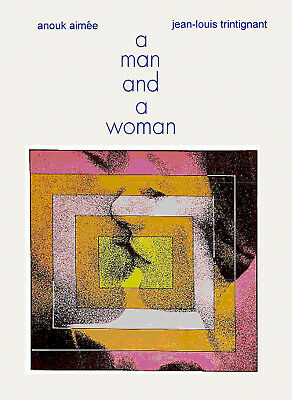 DVD A Man and a Woman (1966) Anouk Aimée, Jean-Louis Trintignant, Claude LeLouch