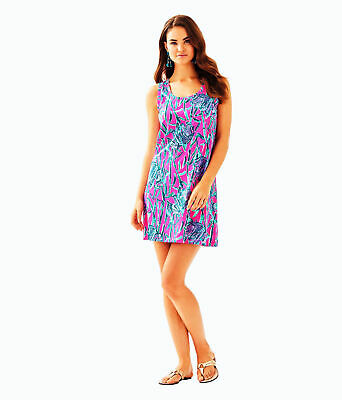 02f57f79b33ede Lilly Pulitzer NWT Raylee Dress in Mandevilla Pink Extra Lucky Size XS $98