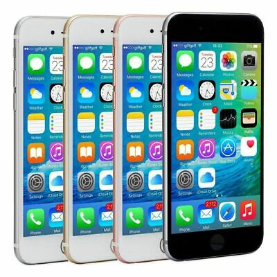 iPhone 6S 16gb/32gb/64gb Gray,  Silver, Gold, Rose - Unlocked *CANADIAN SELLER*