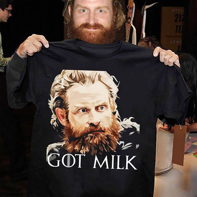 02a077c9a GAME OF THRONES Gingers Are Beautiful T-Shirt Cotton Funny Tormund ...