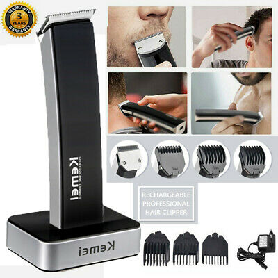 4IN1 Rechargeable Hair Clipper Cordless Hair Trimmer Electric Beard Trimmer Men
