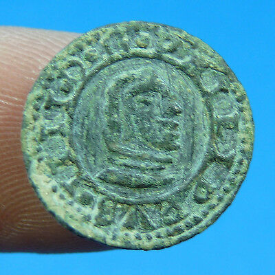 Excellent 1664 Pirate Cob Coin Felipe Iv Spain Colonial Treasure Time Philip Iv