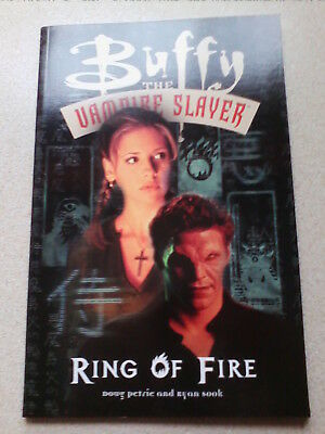 Buffy the Vampire Slayer: Ring of Fire   graphic novel